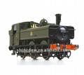 HO 1:87 scale lifelike locomotive model