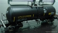 Scale tanker car model 1