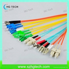 ST/FC/LC/SC Fiber Optic Patch Cord