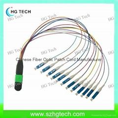 MPO-LC Fiber Optic Patch Cord