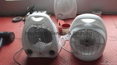 Mini fan heater
