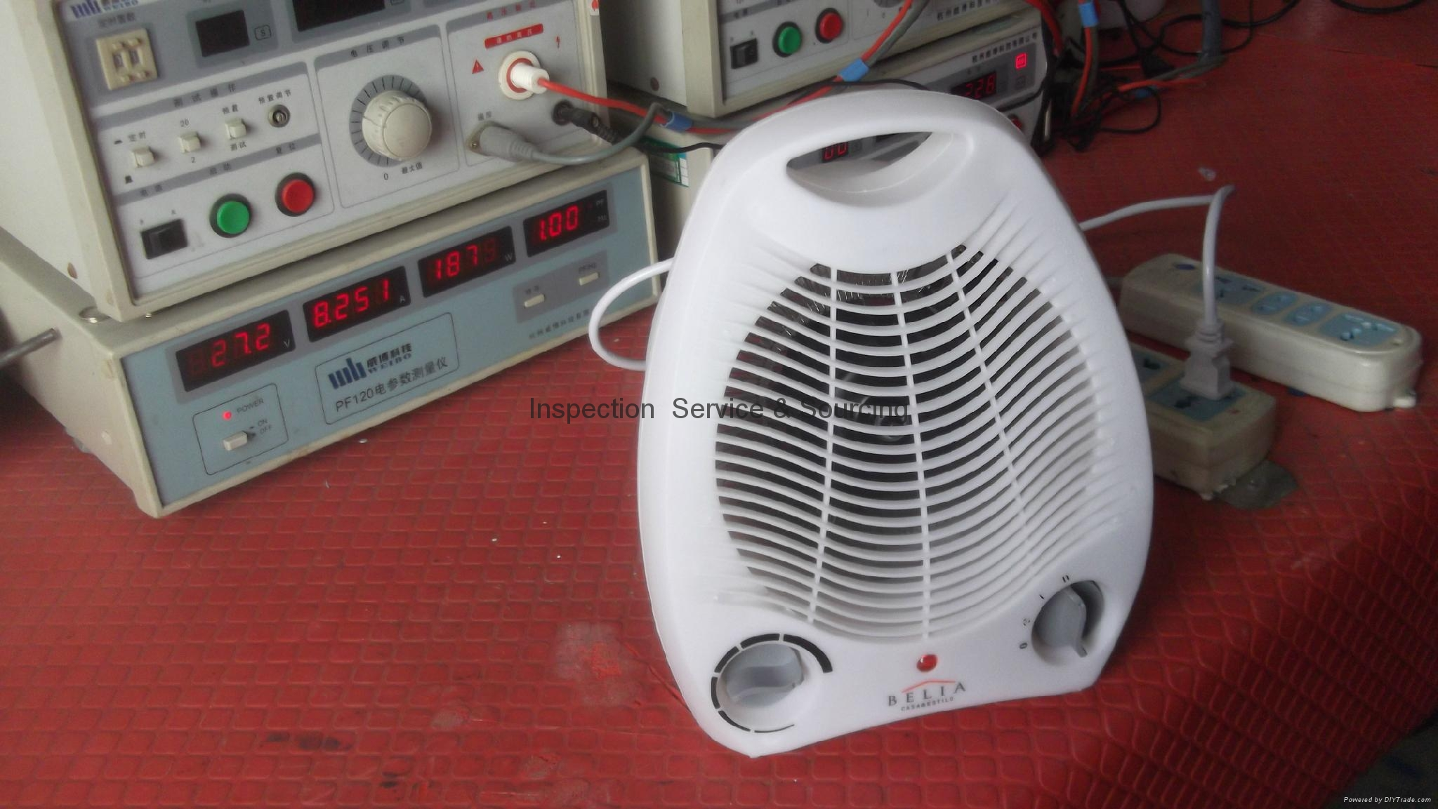 Mini fan heater 4
