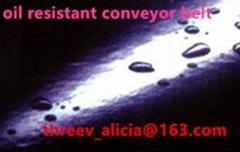 Anti-abrasive Rubber Oil Resistant Conveyor Belt