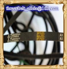 Rubber Raw Edged Cogged V Belt