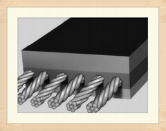 Rubber Steel Cord Conveyor Belt Made in China