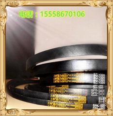 China Suppliers Rubber Belts 15N SPB V Belt