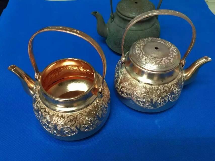 铜材化学抛光液 2