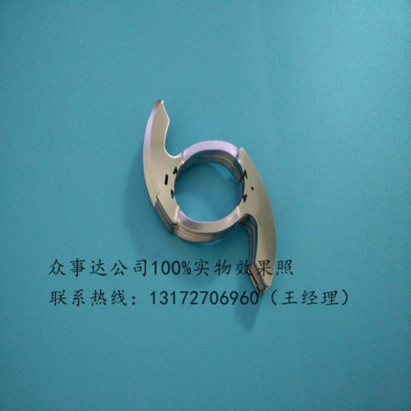 不锈铁刀片电解抛光液 4