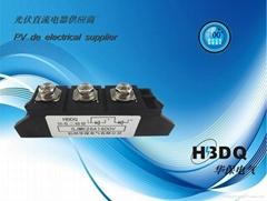 專供匯流箱直流櫃逆變器使用防反二極管GJMK55A-16