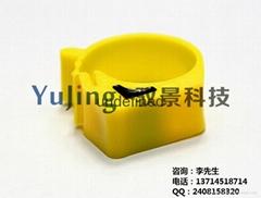 RFID电子脚环