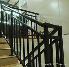 惠州隔離樓梯扶手生產欄杆廠家 惠州護欄廠家