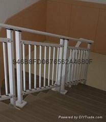 鋅鋼隔離樓梯扶手生產廠家 惠州鍍鋅樓梯扶手製作廠家