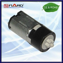 DC geard motor with 12mm