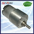 DC geard motor/ 37GB series