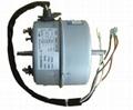 Electric motor/air cooler motor