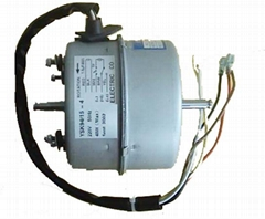 Electric motor/air cooler motor