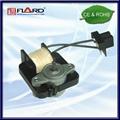 Fan motor for disher blower