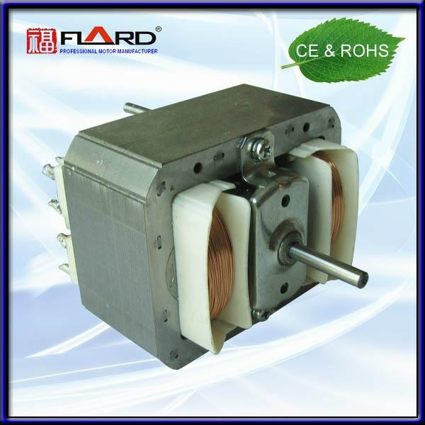 Shaded pole motor for hood china manufacturer for Electric motor manufacturers in china