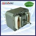 50 / 60 Hz Frequency 110v 220v Shaded Pole 68*84 motor for hood