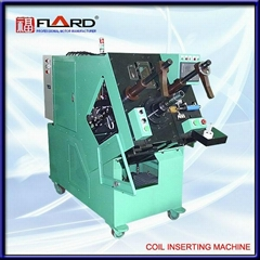 Coil & wedge inserting machine