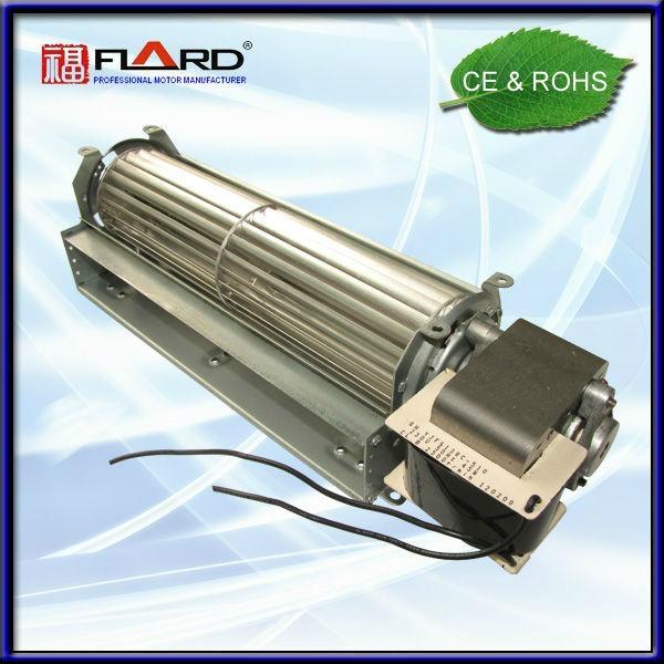 Fan blower motor