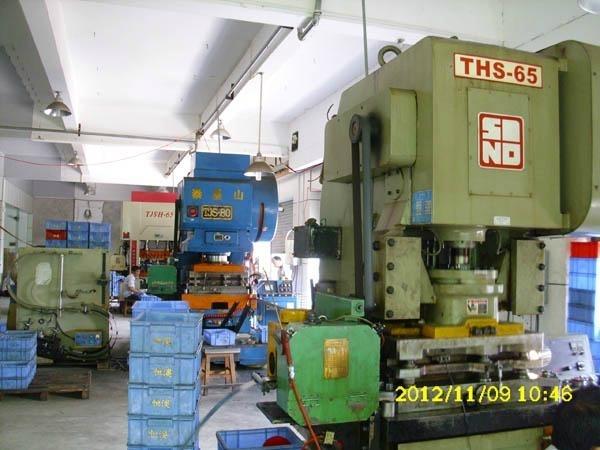 corner of motor workshop