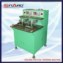 Winding machine for ceiling fan motor