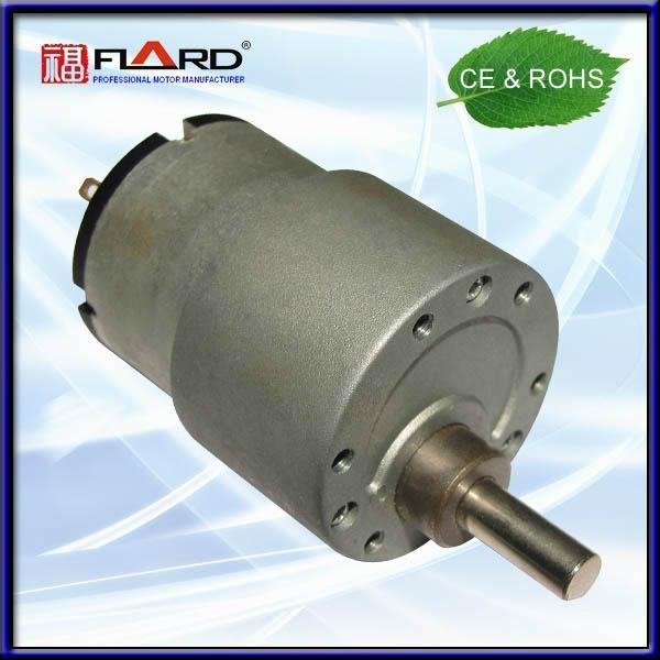 DC geard motor/ 37GB528 1