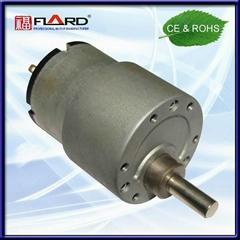 DC geard motor/ 37GB528