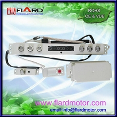 4 speed LED displayer  touch switch