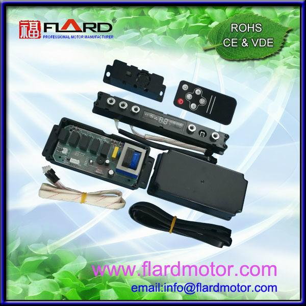 4 speed LED displayer  touch switch  1