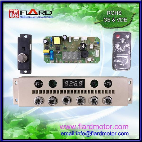 4 speed Hood switch FL WM 013