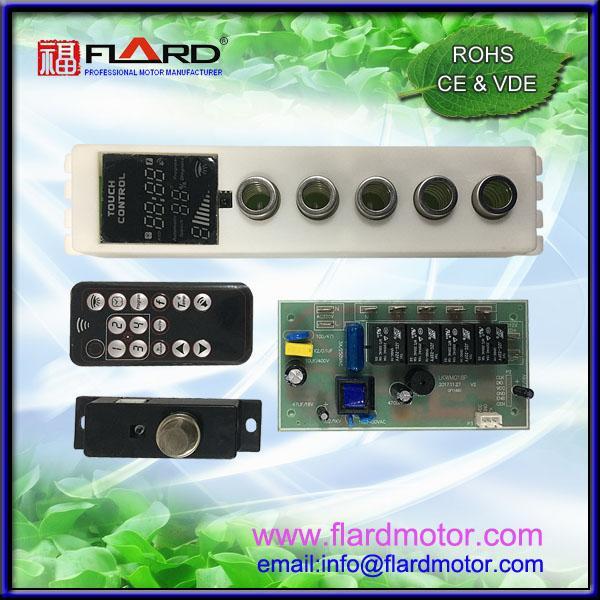 4 speed Hood switch FL WM 018 1
