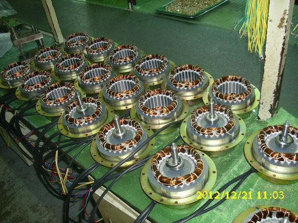AC 100-240V capacitor motor Conditioner outdoor unit range hood fan motor 7