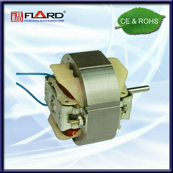 Shaded Pole Motor Sp 58 Series China Manufacturer