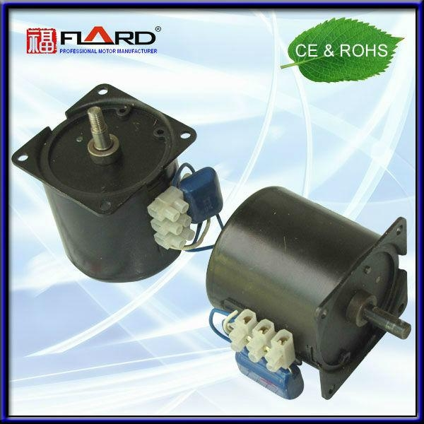Synchronous motor 60ktyz flard china manufacturer for Chinese electric motor manufacturers