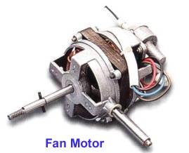 Capacitor motor/ fan motor 1