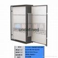 抽拉式雙面櫥櫃門展示櫃