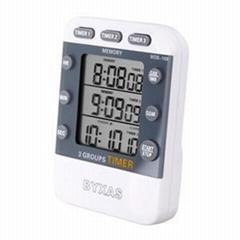 BYXAS Multifunctional Timer WDB-100
