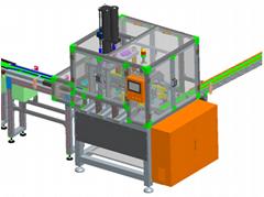 轉子自動疊壓機自動化生產線集成