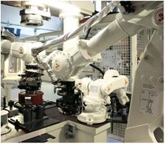智能裝配機器人系統