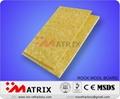 Building Material Supplier Rock Wool Blanket 1
