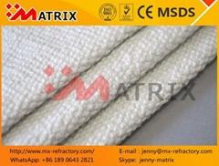 Ceramic Materials Fiber Cloth Textile