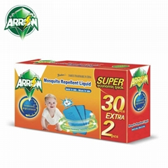 ARROW mosquito repellent mat 30+2 for baby