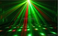 MINI Laser Stage Lighting Projector with MP3 Music Voice Control Remote Control 3