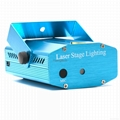 MINI Laser Stage Lighting Projector with MP3 Music Voice Control Remote Control 18