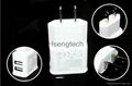 Samsung Cell Phone Wall Plug QC Fast Charger Charger Dock USB Power Supply