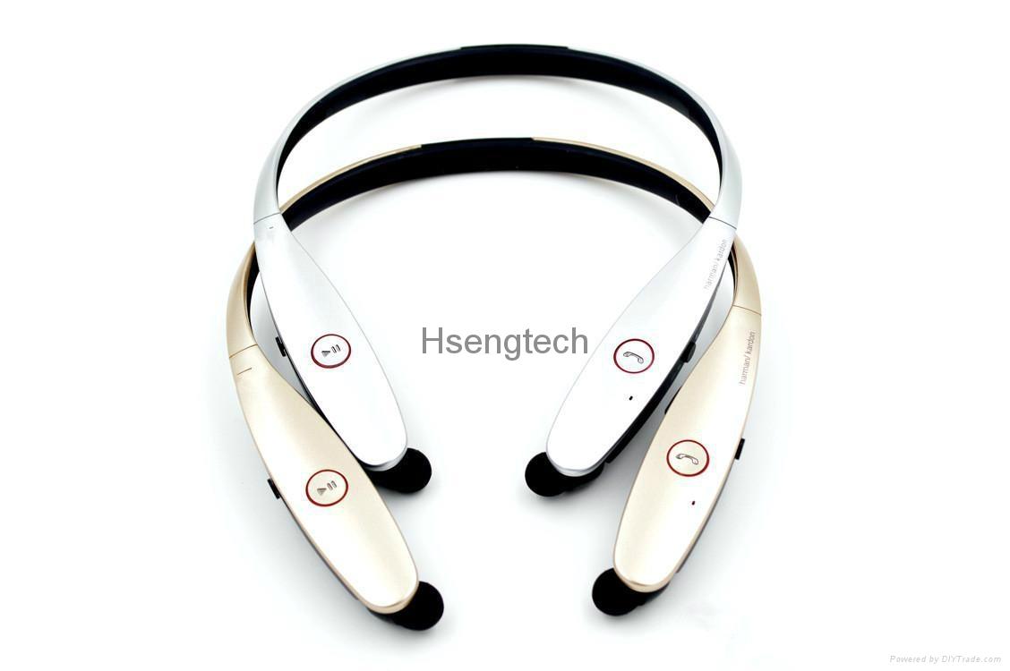 HBS 900 HBS-900 Tone+ Wireless Sport Neckband Headsets In-ear Headphone Wireless 2