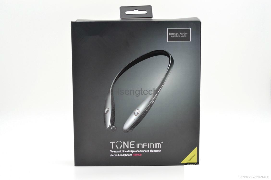 HBS 900 HBS-900 Tone+ Wireless Sport Neckband Headsets In-ear Headphone Wireless 1