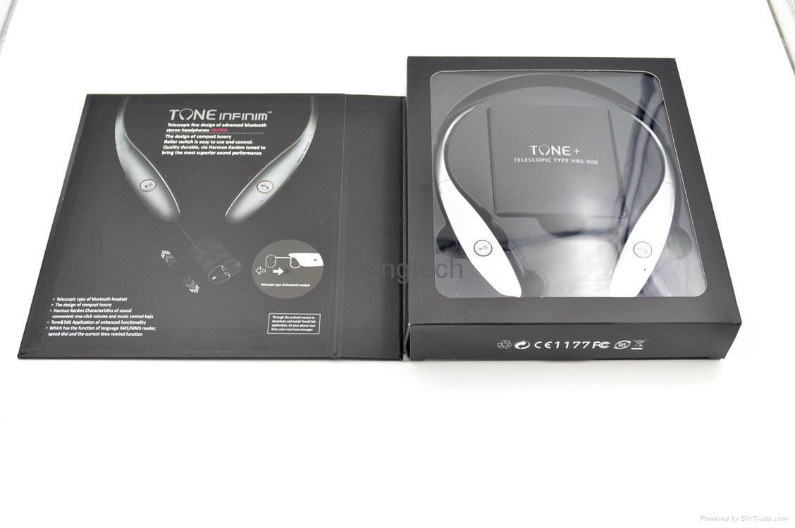 HBS 900 HBS-900 Tone+ Wireless Sport Neckband Headsets In-ear Headphone Wireless 15